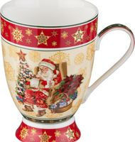 "КРУЖКА ""CHRISTMAS COLLECTION"" 300 МЛ (КОР=36ШТ.)"