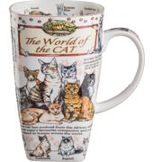 "Кружка ""The World Of The Cat"" 600 Мл."