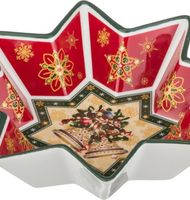 САЛАТНИК CHRISTMAS COLLECTION ДИАМЕТР=17 СМ (КОР=36ШТ.)